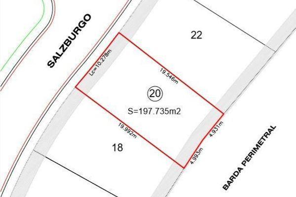 Foto de terreno habitacional en venta en  , la isla lomas de angelópolis, san andrés cholula, puebla, 8005732 No. 05