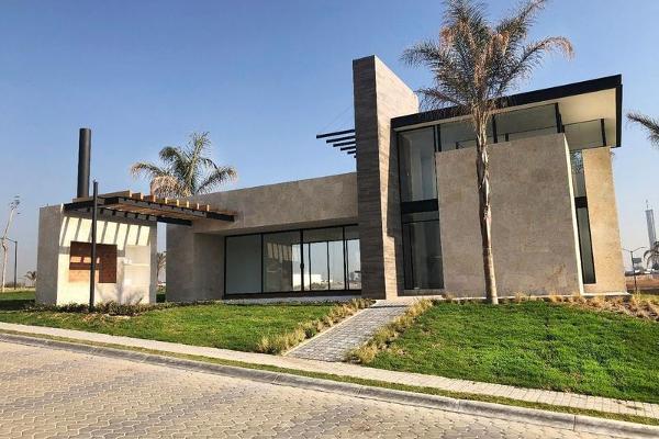 Foto de terreno habitacional en venta en  , la isla lomas de angelópolis, san andrés cholula, puebla, 8006016 No. 01