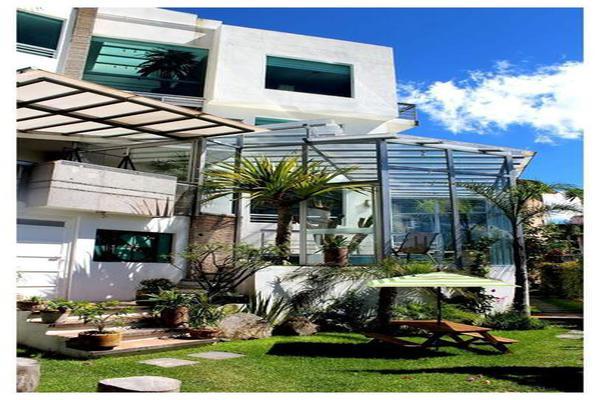 Foto de casa en venta en  , la isla lomas de angelópolis, san andrés cholula, puebla, 8013437 No. 01