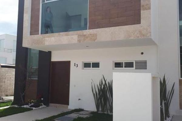 Foto de casa en venta en  , la isla lomas de angelópolis, san andrés cholula, puebla, 8080648 No. 01