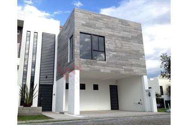 Foto de casa en venta en  , la isla lomas de angelópolis, san andrés cholula, puebla, 8848510 No. 01