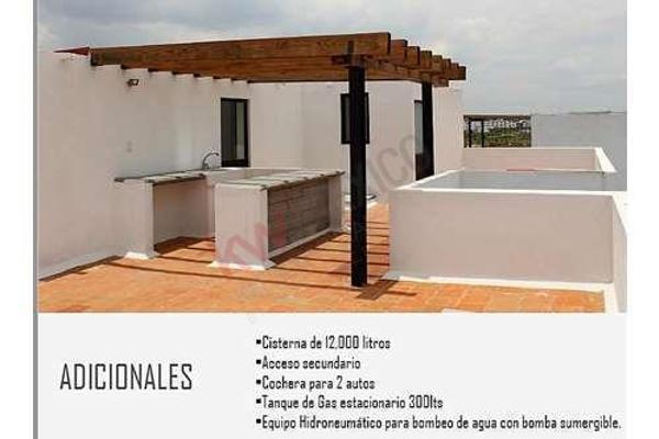 Foto de casa en venta en  , la isla lomas de angelópolis, san andrés cholula, puebla, 8848510 No. 17