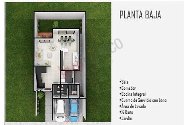 Foto de casa en venta en  , la isla lomas de angelópolis, san andrés cholula, puebla, 8848510 No. 22