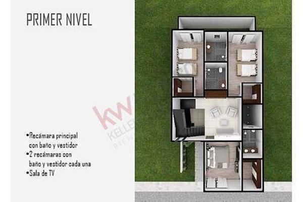 Foto de casa en venta en  , la isla lomas de angelópolis, san andrés cholula, puebla, 8848510 No. 38