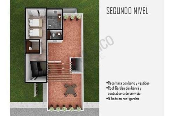 Foto de casa en venta en  , la isla lomas de angelópolis, san andrés cholula, puebla, 8848510 No. 39