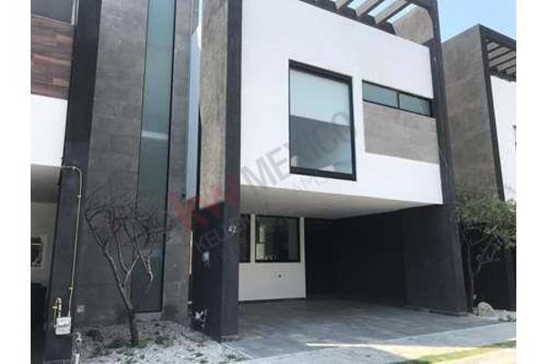 Foto de casa en venta en  , la isla lomas de angelópolis, san andrés cholula, puebla, 8848996 No. 01