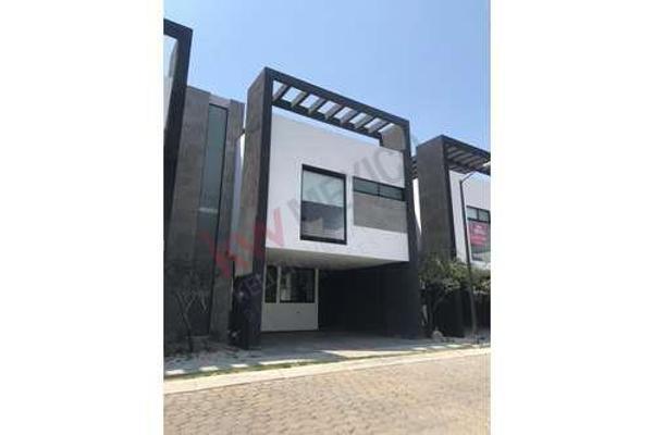 Foto de casa en venta en  , la isla lomas de angelópolis, san andrés cholula, puebla, 8848996 No. 02