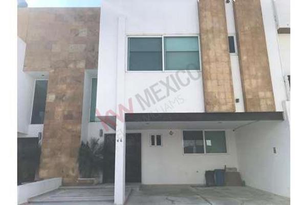Foto de casa en renta en  , la isla lomas de angelópolis, san andrés cholula, puebla, 8849162 No. 01
