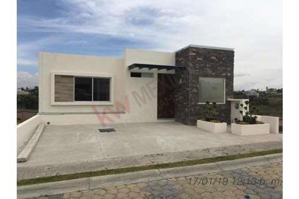 Foto de casa en venta en  , la isla lomas de angelópolis, san andrés cholula, puebla, 8849293 No. 01