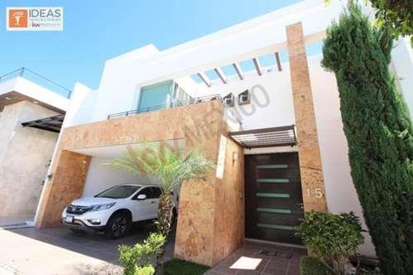 Foto de casa en venta en  , la isla lomas de angelópolis, san andrés cholula, puebla, 8849544 No. 21