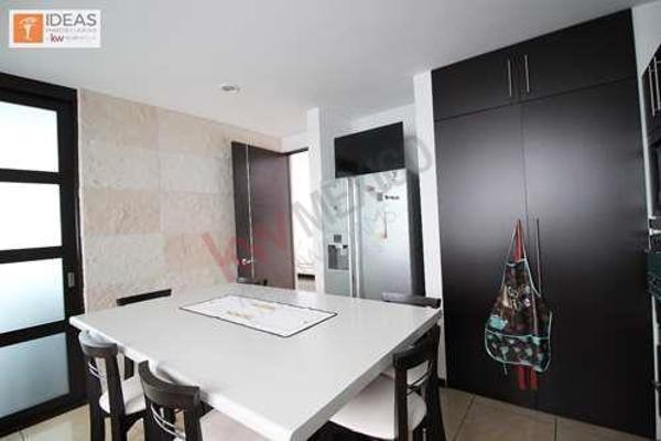 Foto de casa en venta en  , la isla lomas de angelópolis, san andrés cholula, puebla, 8849544 No. 26