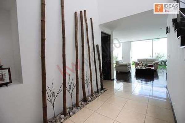 Foto de casa en venta en  , la isla lomas de angelópolis, san andrés cholula, puebla, 8849544 No. 32