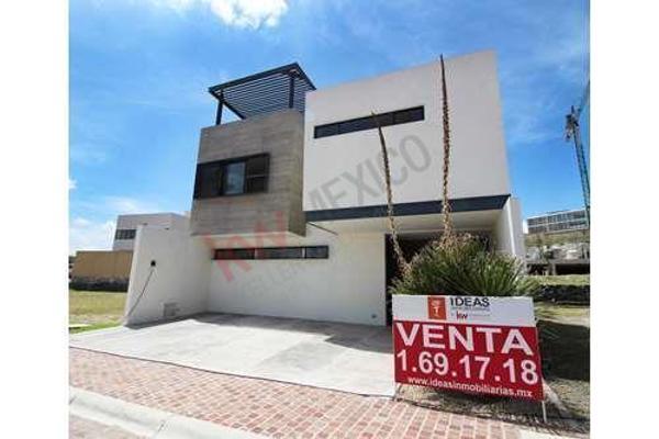 Foto de casa en venta en  , la isla lomas de angelópolis, san andrés cholula, puebla, 8850720 No. 02