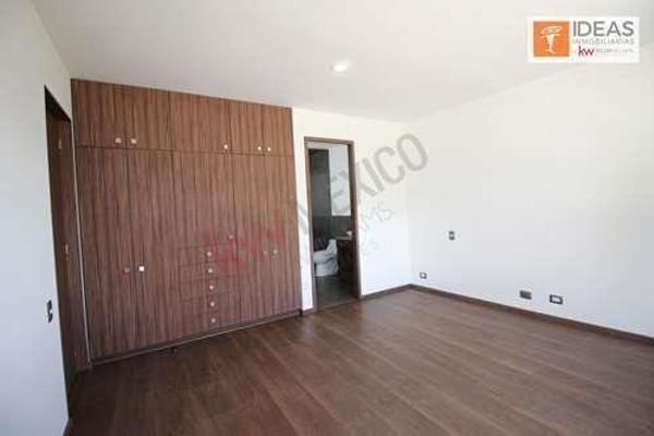 Foto de casa en venta en  , la isla lomas de angelópolis, san andrés cholula, puebla, 8850720 No. 18