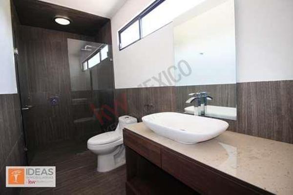 Foto de casa en venta en  , la isla lomas de angelópolis, san andrés cholula, puebla, 8850720 No. 49