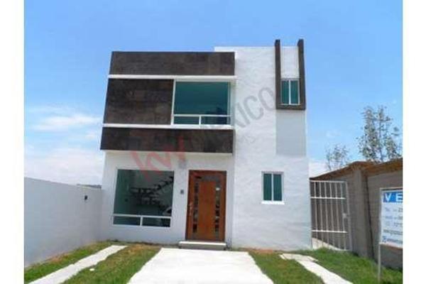 Foto de casa en venta en  , la isla lomas de angelópolis, san andrés cholula, puebla, 8850775 No. 01