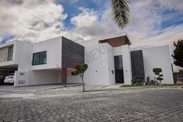 Foto de casa en venta en  , la isla lomas de angelópolis, san andrés cholula, puebla, 8851126 No. 01