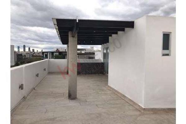 Foto de departamento en renta en  , la isla lomas de angelópolis, san andrés cholula, puebla, 8852272 No. 28