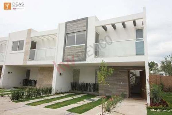 Foto de casa en venta en  , la isla lomas de angelópolis, san andrés cholula, puebla, 8852967 No. 01
