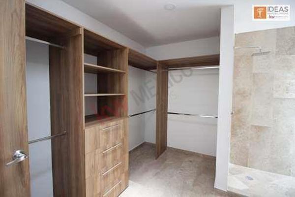 Foto de casa en venta en  , la isla lomas de angelópolis, san andrés cholula, puebla, 8852967 No. 22