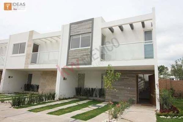 Foto de casa en venta en  , la isla lomas de angelópolis, san andrés cholula, puebla, 8852967 No. 25