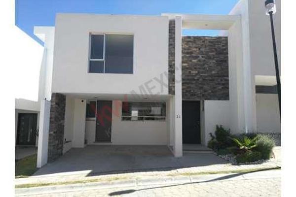 Foto de casa en venta en  , la isla lomas de angelópolis, san andrés cholula, puebla, 8855090 No. 01
