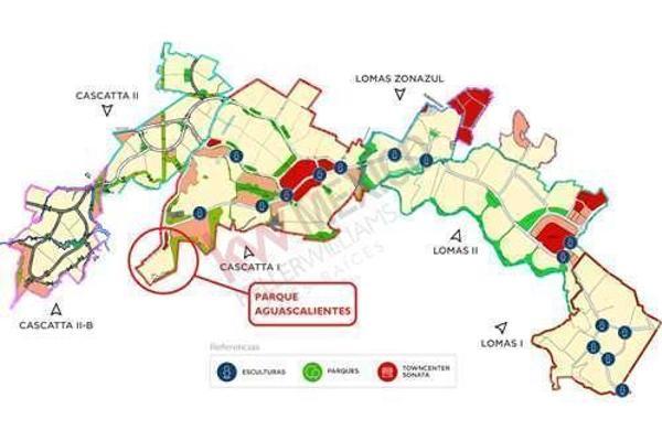 Foto de terreno habitacional en venta en  , la isla lomas de angelópolis, san andrés cholula, puebla, 8855165 No. 05