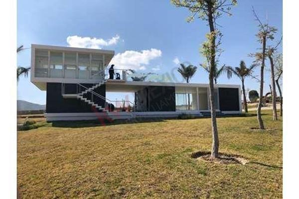 Foto de terreno habitacional en venta en  , la isla lomas de angelópolis, san andrés cholula, puebla, 8855165 No. 21