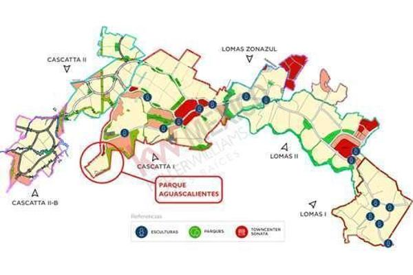 Foto de terreno habitacional en venta en  , la isla lomas de angelópolis, san andrés cholula, puebla, 8855165 No. 33