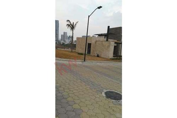 Foto de terreno habitacional en venta en  , la isla lomas de angelópolis, san andrés cholula, puebla, 8855344 No. 38