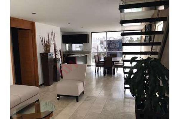 Foto de departamento en venta en  , la isla lomas de angelópolis, san andrés cholula, puebla, 8857000 No. 42