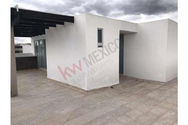 Foto de departamento en venta en  , la isla lomas de angelópolis, san andrés cholula, puebla, 8857000 No. 45