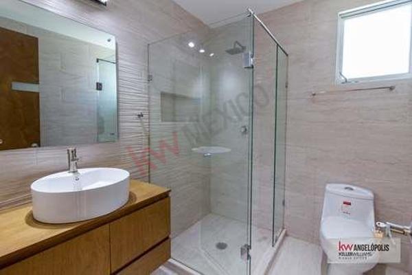 Foto de casa en venta en  , la isla lomas de angelópolis, san andrés cholula, puebla, 8857124 No. 19