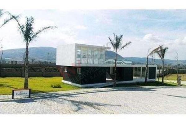 Foto de terreno habitacional en venta en  , la isla lomas de angelópolis, san andrés cholula, puebla, 8857462 No. 02