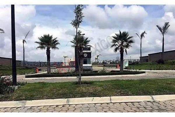 Foto de terreno habitacional en venta en  , la isla lomas de angelópolis, san andrés cholula, puebla, 8857462 No. 06
