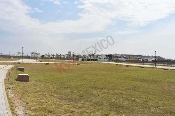 Foto de terreno habitacional en venta en  , la isla lomas de angelópolis, san andrés cholula, puebla, 8857482 No. 04