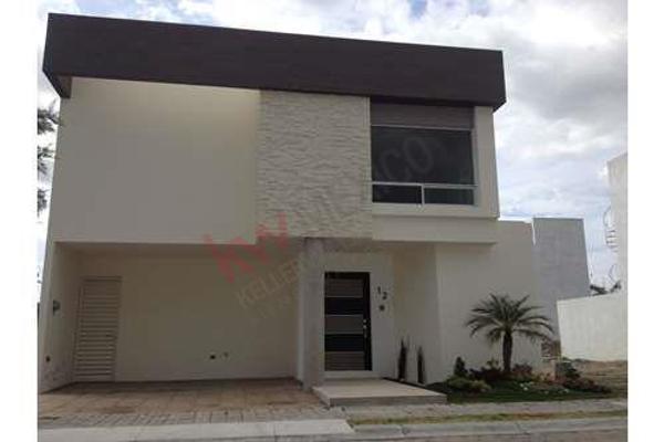 Foto de casa en venta en  , la isla lomas de angelópolis, san andrés cholula, puebla, 8858415 No. 01