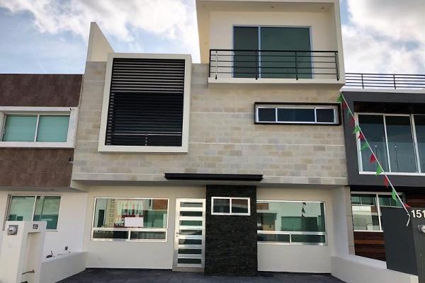 Foto de casa en venta en la joya 100, villas del refugio, querétaro, querétaro, 11429251 No. 01