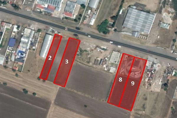 Foto de terreno comercial en venta en la joya , calpulalpan centro, calpulalpan, tlaxcala, 8685875 No. 01