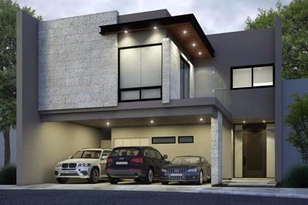 Foto de casa en venta en  , la joya privada residencial, monterrey, nuevo león, 14023946 No. 02