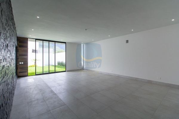 Foto de casa en venta en  , la joya privada residencial, monterrey, nuevo león, 14038317 No. 07