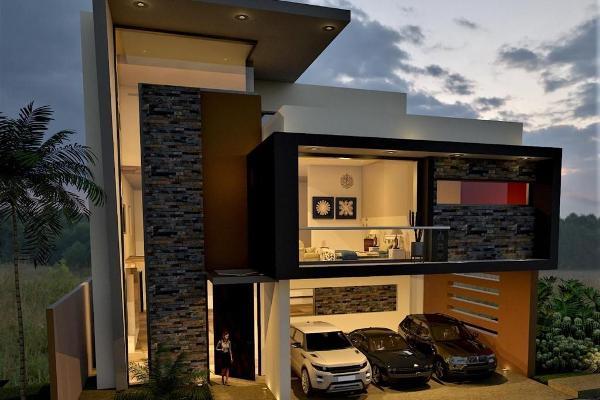 Foto de casa en venta en  , la joya privada residencial, monterrey, nuevo león, 14038337 No. 01