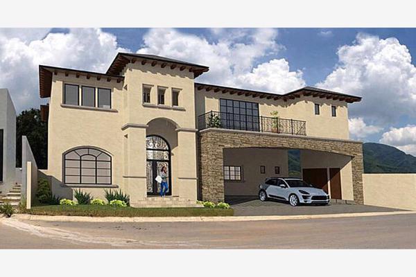 Foto de casa en venta en  , la joya privada residencial, monterrey, nuevo león, 7291252 No. 01