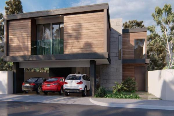 Foto de casa en venta en  , la joya privada residencial, monterrey, nuevo león, 8127288 No. 01