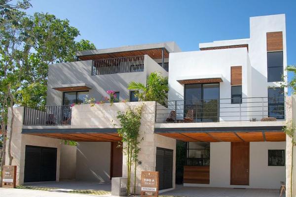 Foto de casa en venta en  , la joya, solidaridad, quintana roo, 6169543 No. 02