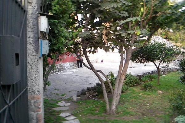 Foto de terreno habitacional en venta en viaducto tlalpan , la joya, tlalpan, distrito federal, 2729904 No. 01