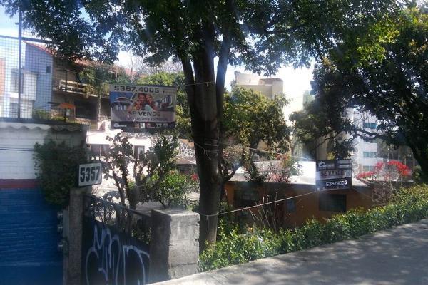 Foto de terreno habitacional en venta en viaducto tlalpan , la joya, tlalpan, distrito federal, 2729904 No. 03