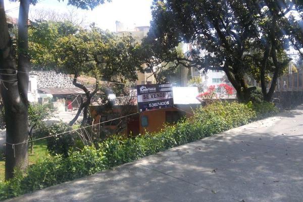 Foto de terreno habitacional en venta en viaducto tlalpan , la joya, tlalpan, distrito federal, 2729904 No. 04