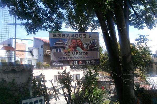 Foto de terreno habitacional en venta en viaducto tlalpan , la joya, tlalpan, distrito federal, 2729904 No. 05