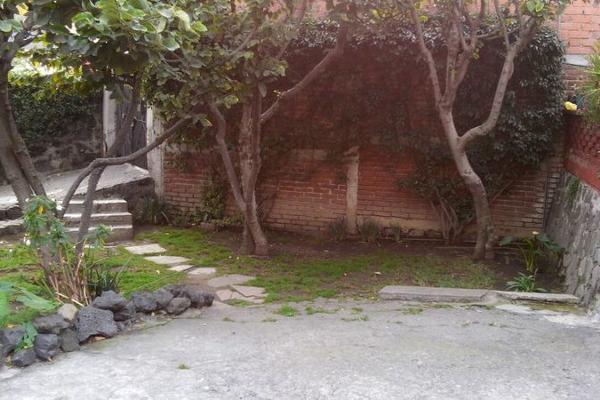 Foto de terreno habitacional en venta en viaducto tlalpan , la joya, tlalpan, distrito federal, 2729904 No. 07